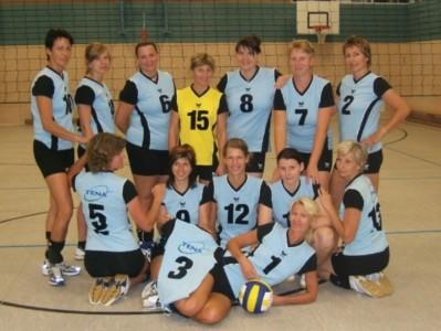 Volleyball-Damen erreichen die Pokal-Endrunde
