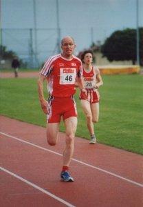 Eckhard Laschewski: 10x Bestzeit