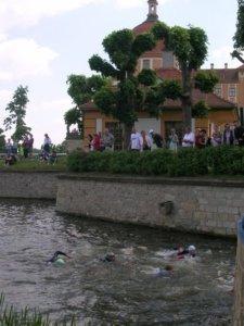 Familien- und BLV-Triumph beim Moritzburger Triathlon