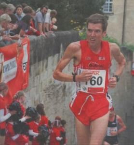 Matthias Herrmann wird in Königstein Fünfter