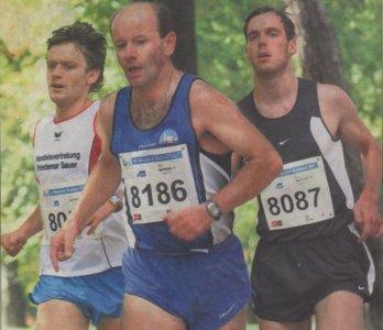 Teilnehmerrekord beim Stadtlauf