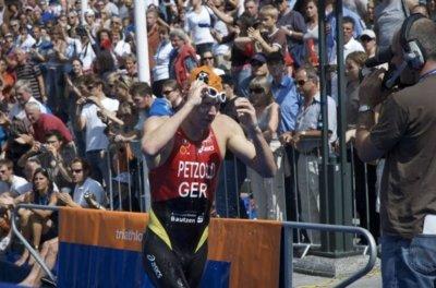 Maik Petzold 7. bei Weltcup in Hamburg