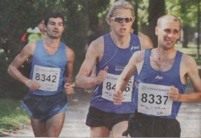 Maik Petzold gewinnt das Rekordrennen