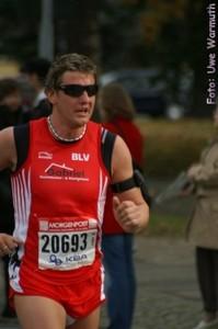 BLV-Läufer beim Dresden-Marathon