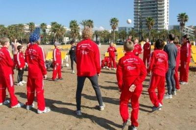 Bautzener Leichtathleten trainieren in Spanien