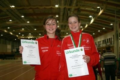 Gold und Bronze bei Landesmeisterschaften