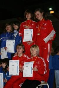 Erfolgreiche Hallensaison mit 18 Medaillen beendet