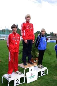 Bautzener Leichtathletiknachwuchs stellt sechs Bezirksmeister