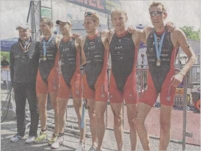 Maik Petzold startet beim Weltcup