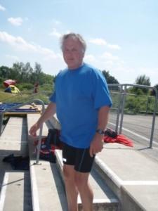 Steffen Scholze mit Bronze über 400 m
