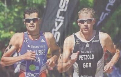 Bautzener Triathlet kämpft in Madrid um seinen Olympiastart