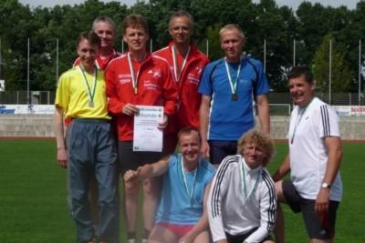 Erfolge bei Landesmeisterschaft der Senioren