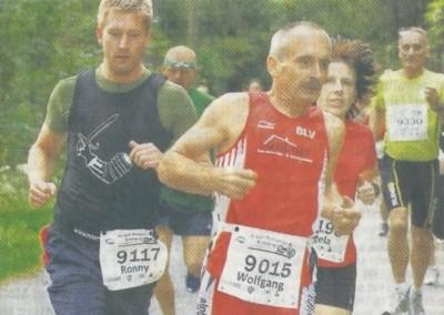 BLV-Läufer sind schnell unterwegs