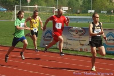 Drei Lausitzer kämpfen beim Internationalen Läuferzehnkampf in Trutnov