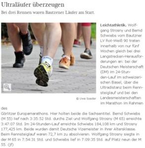 Ultraläufer überzeugen