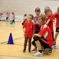 Bild Leichtathletik - Vorschule 3 bis 7 Jahre